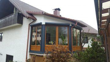 Anbauten und Wintergärten